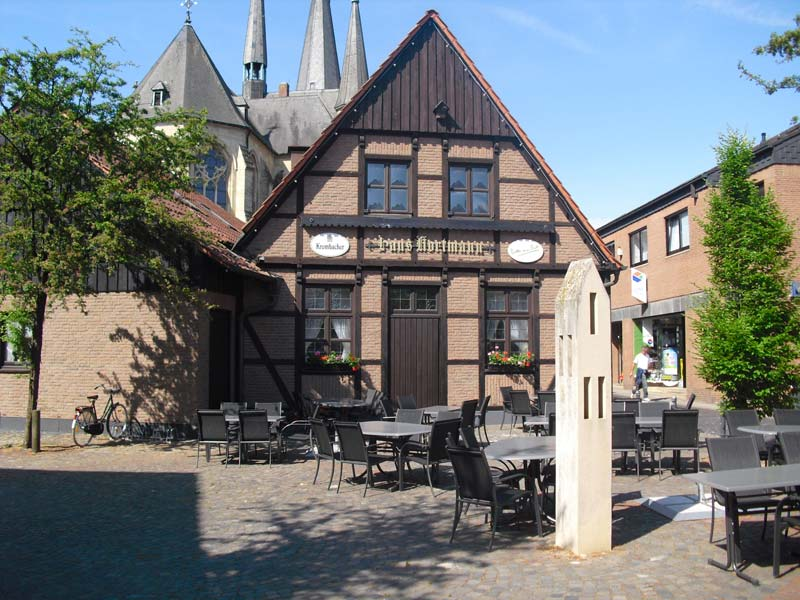 Umbau Gasthaus Fachwerk Kappel Bau