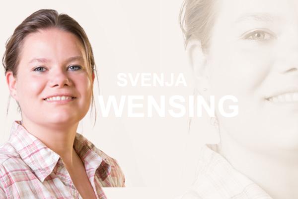 Svenja Wensing